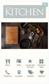 restaurant menu design app how to build a restaurant app with buildfire buildfire