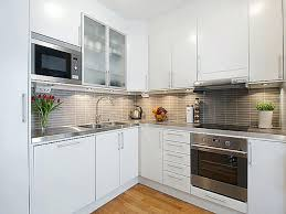 modern white kitchens ideas. Medium Size Of Contemporary White Kitchen Cabinets Studio Apartment Appliances Building Stairs Fire Escape Modern Ideas Kitchens U