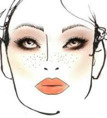 mac channeled the bohemian on the chloe fall 2016 runway keep reading to see the mac cosmetics face chart and makeup breakdown for the fall 2016 show