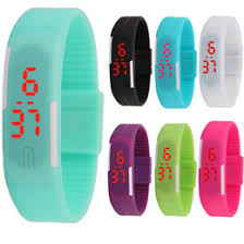 best running watches online best running watches for smart bracelet sports men and women running pedometer sport watch buckle rivet waterproof silicone watchband best low price