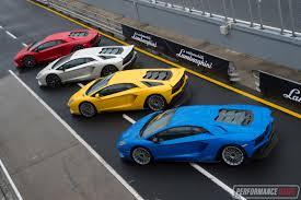 new car launches australia2017 Lamborghini Aventador S review  Australian launch video