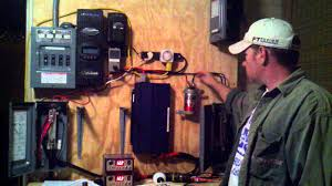 solar power setup testing mppt outback flex max 80 500k uf solar power setup testing mppt outback flex max 80 500k uf capacitor update