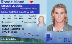 Id Island Rhode Ids Old Best Idviking - Scannable ri Drivers License Fake