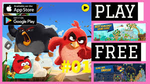 Angry Birds Friends Mobile Game Walkthrough Gameplay - Part 1 ...