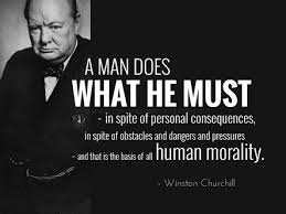 Winston Churchill Famous Quotes Adorable 48 Inspirational Quotes By Winston Churchill That Will Change The