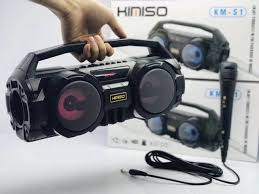 Loa Bluetooth ĐÔI Karaoke mini Xách Tay KIMISO Tặng Kèm 1 MicRO - P566905 |  Sàn thương mại điện tử của khách hàng Viettelpost