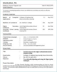 Objective In Resume For Software Engineer Experienced 21 Doc Career Objective Examples For Resume For Experienced Software