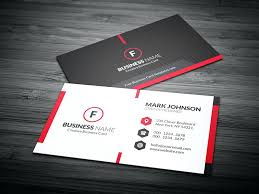 Purple Business Card Template Psd File Free Download Comfortable