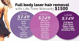 laser hair removal houston cost