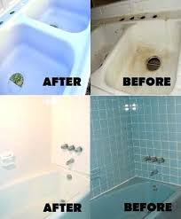 bathtub home depot reglaze diy refinishing kit