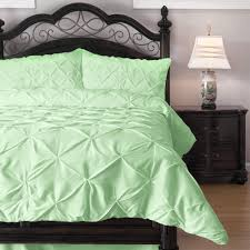 sets interesting mint green comforter mint green comforter stylish charming striped embossed pattern with long square cushions and also a brown