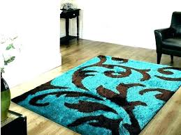 brown and teal area rugs teal and yellow area rug teal and yellow area rug brown