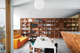 cubby house furniture. The Southern Wall Is Lined With A Floor-to-ceiling Bookshelf That Matches Cubby House Furniture T