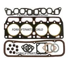 TOYOTA FORKLIFT VALVE GRIND GASKET SET 4P ENGINE PARTS | eBay