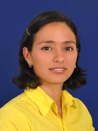 Especialista en Bioingeniería. Magíster en Instrumentación Física. Doctor en Bioingeniería con énfasis en Bioelectrónica. Claudia Lorena García Osorio - claudia-foto