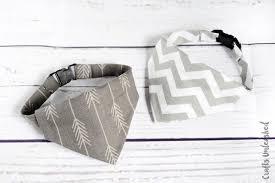 tutorial no sew bandana dog collar sewing