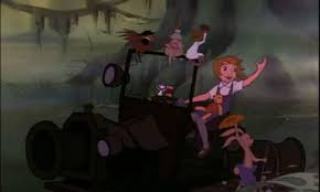 Revisiting Disney: The Rescuers | The Silver Petticoat Review