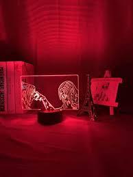 3D Night <b>Light lamp LED</b>,Sasuke and Itachi Uchiha <b>Child</b> Bedroom ...