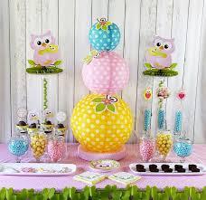 Best Owl Baby Shower Decorations Concept