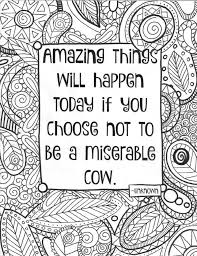 quote coloring pages.  Coloring Adult Coloring Page Funny Quote Coloring Sheet Instant Download   Pages Pinterest Pages Pages And For Quote