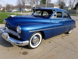 Classic Mercury for Sale on ClassicCars.com