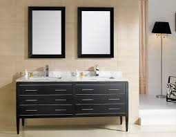 bathroom cabinets and vanities discounts. at adornus camile 60 inch modern discount double sink bathroom vanity black finish, ceramic top cabinets and vanities discounts n