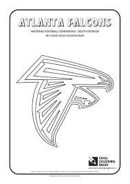 41 Awesome Nfl Logos Coloring Pages Ruva