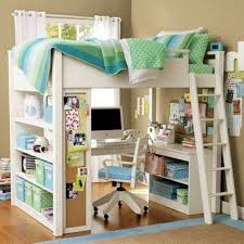 Double Loft Bed With Desk Underneath Bunk Beds Desk Underneath  Throughout  Bunk Bed With Desk