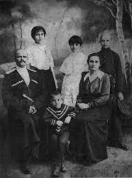 федор елисеев казаки на кавказском фронте 19141917