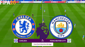 FIFA 20 | Chelsea vs Manchester City - Premier League - Full Match &  Gameplay - YouTube