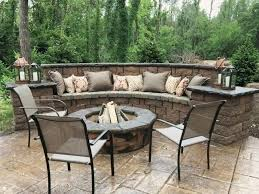 concrete patio with square fire pit. Concrete Patio Design Ideas Pool Deck Resurfacing Cost Per Square Foot Stained Pictures . With Fire Pit H