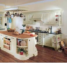 Ideas of Country Kitchen Designs