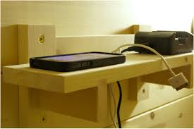 Charging Station Shelf Phone Charging Station Shelf Collect This Idea Iphone Shelf