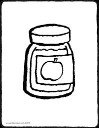 Appelmoes In Een Bokaal Kiddicolour