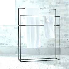 heated standing towel rack. Floor Standing Towel Rack S Free Australia Satin Nickel Freestanding Heated  Rail Heated Standing Towel Rack