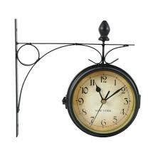 wall clocks outdoor garden gentral