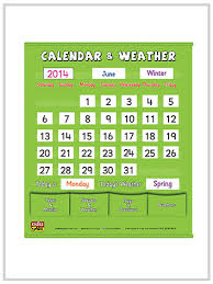 Weather Chart 39400 Calendar Weather Pocket Chart