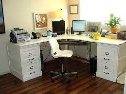 diy l desk bureau home studio best l desk rustic desk made from reclaimed wood with