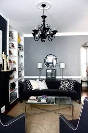 black color chandeliers to suit all types of building interior