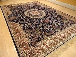 7 x 10 area rugs wool 9 under 100 canada new silk navy rug dark blue furniture amusing 3 traditio