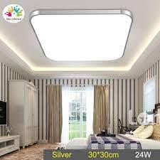 Giảm 53 %】 Fancydream ĐÈN LED Âm Trần Downlight Đèn 24 Wát Vuông Tiết Kiệm  năng lượng Cho Phòng Ngủ Phòng Khách