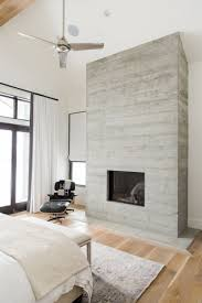 modern brick fireplace designs
