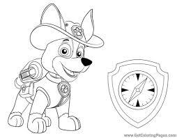 Tracker Paw Patrol Paw Patrol Paw Patrol Clipart Paw Patrol