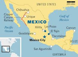 secret mexico get beyond the beaches the independent Map Of Usa And Cancun Mexico bear in mind that mexico is vast, and so unless you have months, you'll only see a relatively small part of it, so keep your plans realistic map of us and cancun mexico