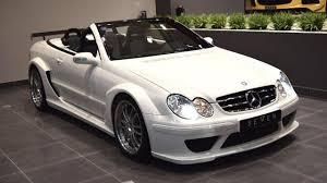 Super-rare Merc CLK DTM for sale | Top Gear