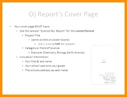Word Documentation Cover Page Template Project Report