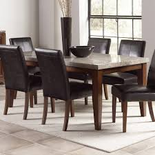 Round Granite Kitchen Table Marble Top Dining Table Singapore Home And Furnitures Reference