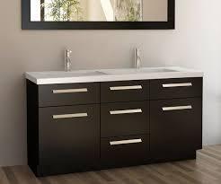 Bathroom : 60 Inch Single Sink Vanity Cabinet Bathroom Vanity ...