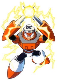 Mega Man 3 Damage Chart Spark Man Mmkb Fandom