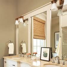 black framed bathroom mirrors. Interior: Wood Framed Bathroom Mirrors Popular Vertical Wall Mirror With Black Varnished Pine Frame Inside